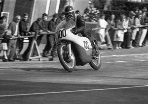 James Ward (Matchless) 1963 Senior Manx Grand Prix