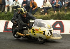 joe coxon s galligan rumble bsa 1970 750cc