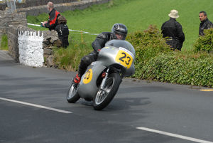 John Arthur Jones (Seeley Matchless) 2010 Pre TT Classic