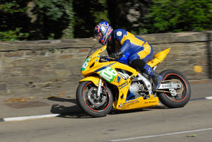 John Batty (Suzuki) 2009 Ultra Lightweight Manx Grand Prix
