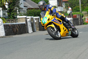 John Batty (Suzuki) 2012 Southern 100