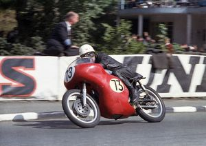 John Denty (Norton) 1966 Senior TT