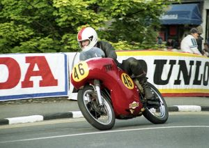 John Findlay (Norton) 1984 Classic Historic TT