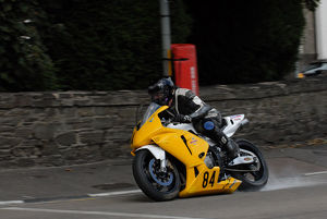 John Hildreth (Honda) 2009 Senior Manx Grand Prix