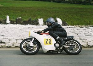 John A Jones (Seeley Matchless) 2004 Pre TT Classic