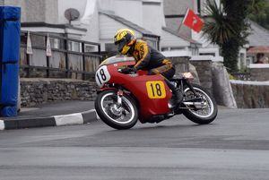 John Knowles (Matchless) 2007 Southern 100