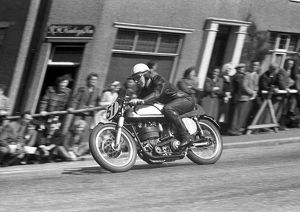 John Surtees (Norton) 1954 Junior TT