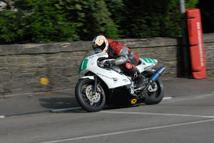 Jules Ray (Honda) 2009 Ultra Lightweight Manx Grand Prix