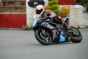 Jules Ray (Suzuki) 2009 Junior Manx Grand Prix