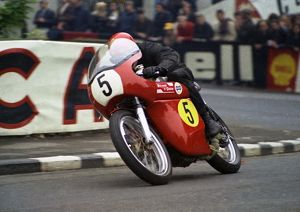 Keith Heckles (Norton) 1971 Senior TT