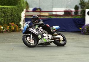 Keith Townsend (Pendle Honda) 2000 Junior Manx Grand Prix