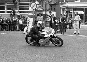 Ken Hampton (Norton) 1973 Junior Manx Grand Prix