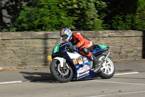 Kevin Main (Honda) 2009 Lightweight Manx Grand Prix