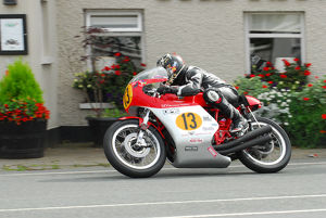 Lee Johnston (MV) 2015 Senior Classic TT