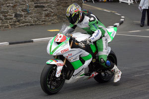 Marc Granie (MV) 2009 Superbike TT