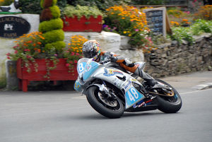 Maria Costello (Yamaha) 2009 Junior Manx Grand Prix