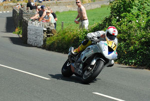 Mark Goodings (Kawasaki) 2014 Southern 100
