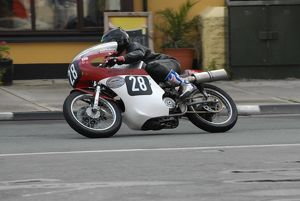 Mark Herbertson (Matchless) 2008 Senior Classic Manx Grand Prix