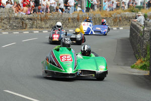 Matt Williams & Jevan Walmsley (MR Equipe Kawasaki) 2014 Souther