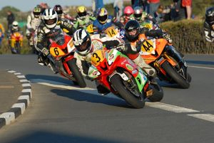 Michael Dunlop leads at Ballakeighan: 2011 Southern 100