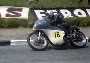Michelle Duff (Matchless) 1967 Senior TT