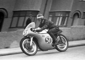 Mike the Bike's first TT: 1958 Junior TT