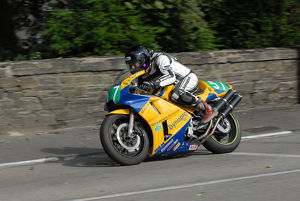 Mike Carter (Honda) 2009 Ultra Lightweight Manx Grand Prix