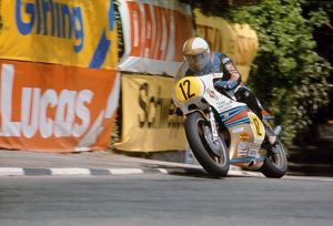 Mike Hailwood (Martini Yamaha): 1978 Senior TT