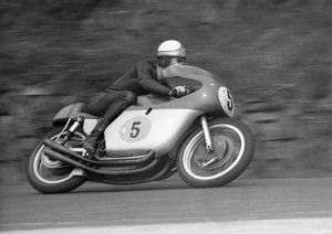 Mike Hailwood (MV) 1964 Senior TT