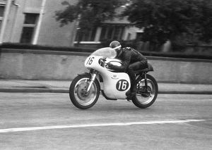 Mike Hailwood (Norton) 1959 Senior TT