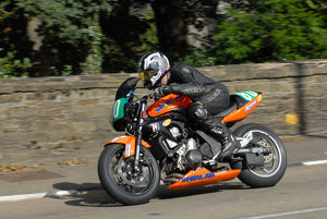 Mike Lawson (Kawasaki) 2009 Ultra Lightweight Manx Grand Prix