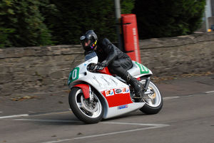Neil Cudworth (Yamaha) 2009 Lightweight Manx Grand Prix