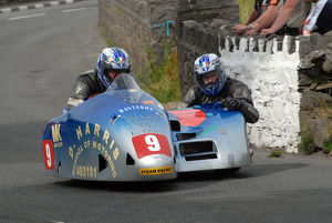 Neil Kelly & Jason O'Connor (Ireson Honda) 2009 Southern 100