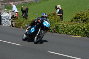 yamaha/neil may norton 2010 pre tt classic