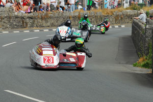 Nigel Smith & Chris McGahan (Ireson Honda) 2014 Southern 100
