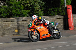 Paul Baleta (Ducati) 2009 Ultra Lightweight Manx Grand Prix