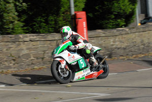 Paul Owen (Honda) 2009 Lightweight Manx Grand Prix