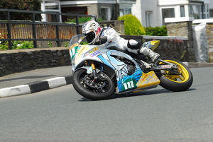 Paul Shoesmith (Kawasaki) 2012 Southern 100