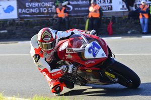 Peter Hickman (MV) 2015 Supersport TT
