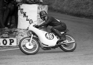 Peter Munday (MV) 1961 Ultra Lightweight TT