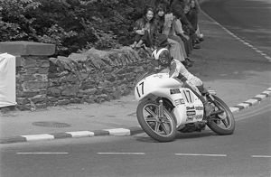 Peter Williams (Arter Matchless) 1973 Senior TT
