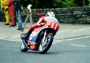 Phil Read (Honda) 1977 Formula One TT