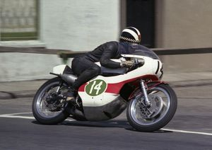 Phil Read (Yamaha); 1967 Lightweight TT