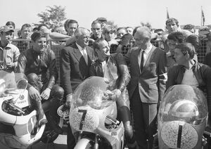 A record broken; 1967 Lightweight TT
