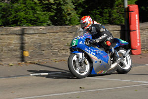 Richard Bregazzi (Honda) 2009 Lightweight Manx Grand Prix