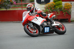 Robert Gordon (Honda) 2009 Junior Manx Grand Prix