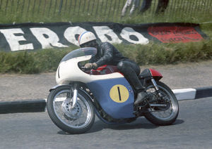 Ron Chandler (Matchless) 1967 Senior TT
