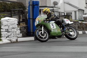 Ron Soar (Norton Spondon) 2007 Southern 100