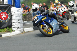Ross Johnson (Kawasaki) 2012 Southern 100