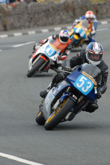 Ross Johnson (Yamaha) 2009 Southern 100